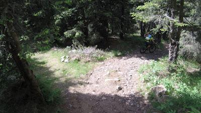 Feldkapelle - Gronlait - MTB - Lagorai