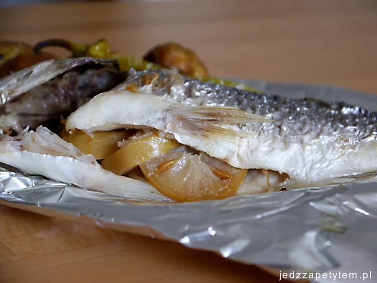 śródziemnomorska ryba