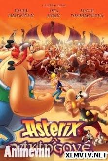 Asterix Và Cướp Biển Vikings - Astérix Et Les Vikings Thuyết Minh 2012 Poster