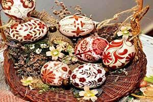 Принять участие в увлекательном процессе раскрашивания пасхальных яиц