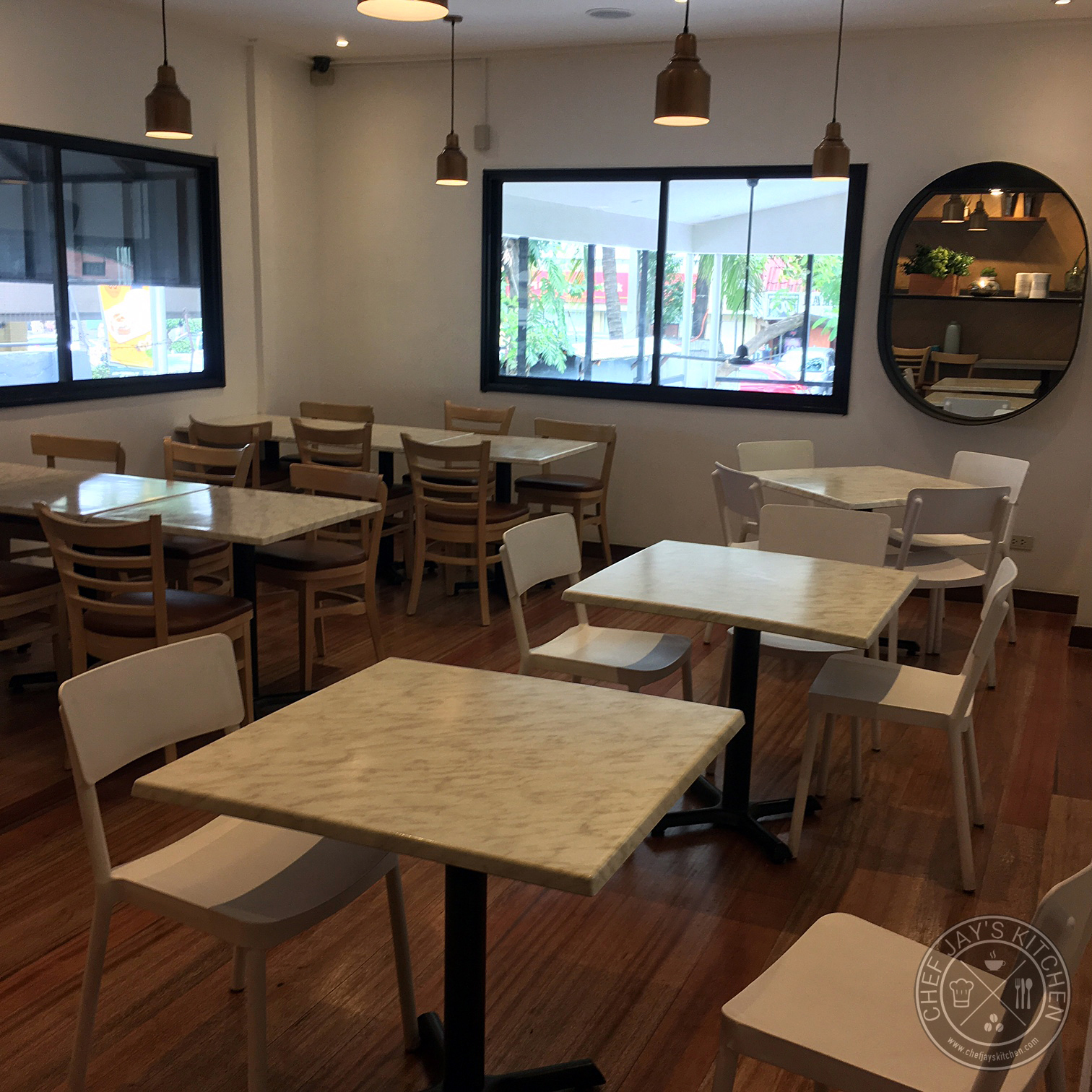 little owl cafe: a lovely brunch cafe in new manila | chef jay's
