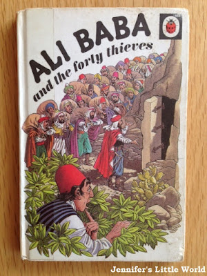 Ladybird book Ali Baba and the Forty Thieves