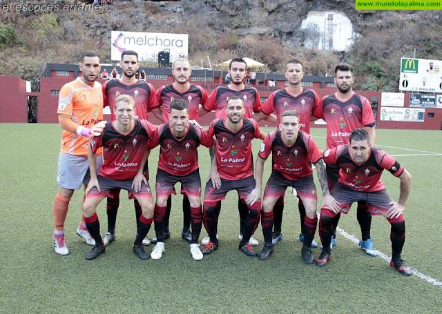 Contundente victoria del Mensajero en Tenerife