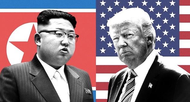 """Orang Tua Nyanyuk"" - Respon Berani Mati Korea Utara Isu Baitulmaqdis"