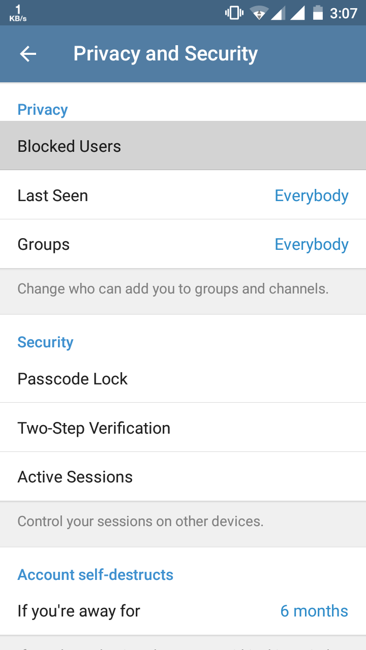 How to View the List of Blocked Contacts on Telegram and