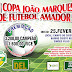 Duas partidas movimentam a semifinal da 1ª Copa João Marques em Simões Filho neste domingo (3)