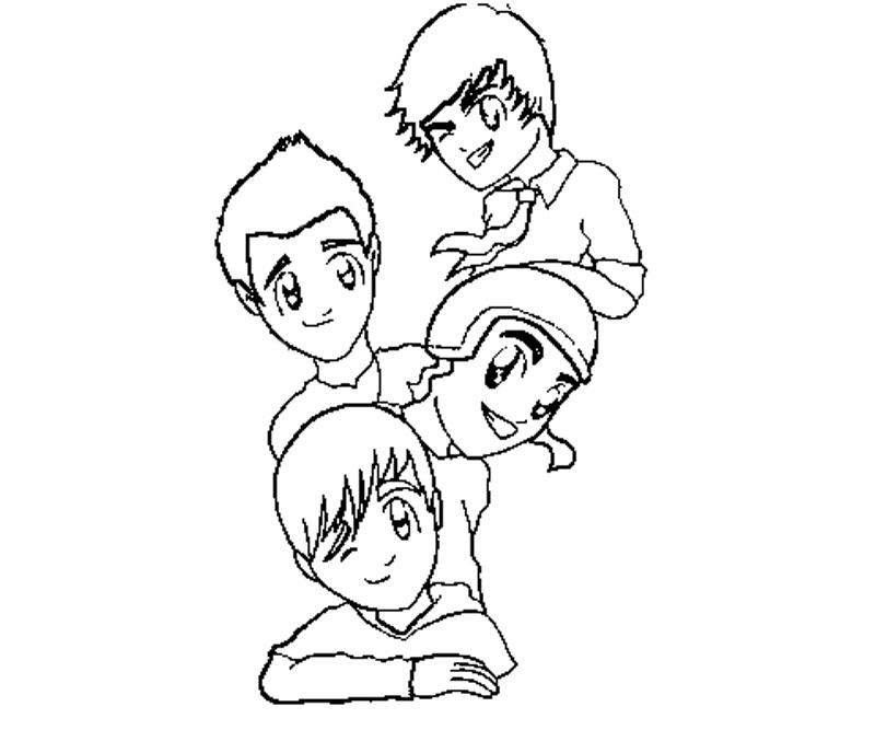 big time rush coloring pages - photo#21