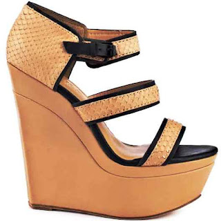 Sandal Wedges Cantik Yang Paling Disukai Wanita 201608