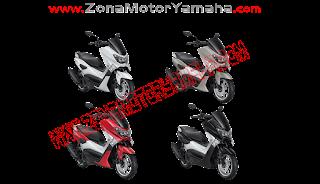 Pilihan Warna Motor Yamaha NMax