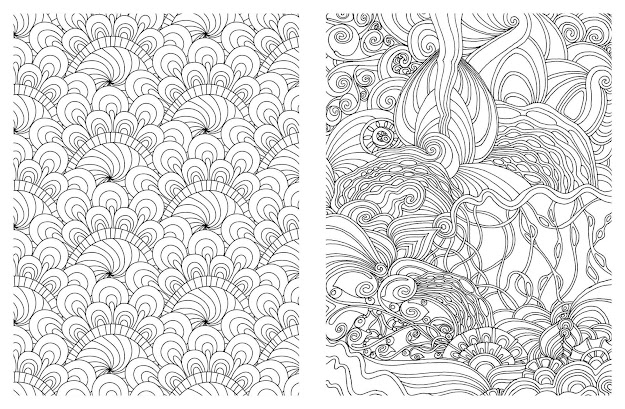 Amazon Posh Adult Coloring Book Soothing Designs For Fun  Relaxation  Posh Coloring Books  Andrews Mcmeel Publishing Books
