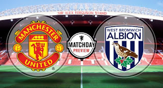 Prediksi Manchester United vs West Bromwich Albion - Minggu 15 April 2018