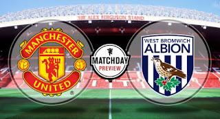 Prediksi Manchester United vs West Bromwich Albion - Minggu 15 April 2018