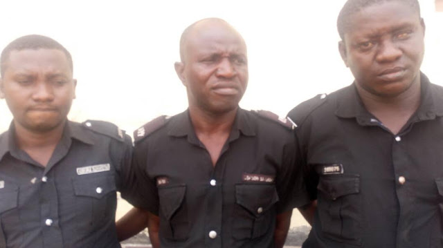 nigerian policemen dismissed reckless shooting