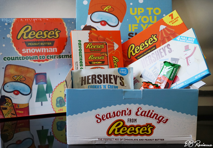 Reese's and Hershey's Chocolate Collection for Christmas 2018