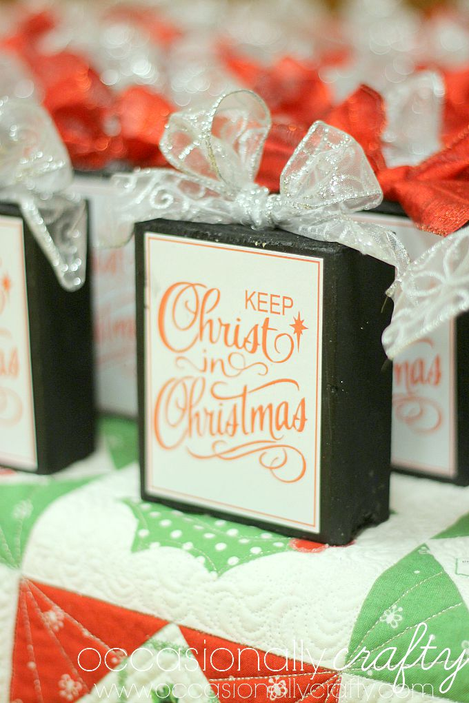 Keep Christ in Christmas: Relief Society Christmas Activity ...