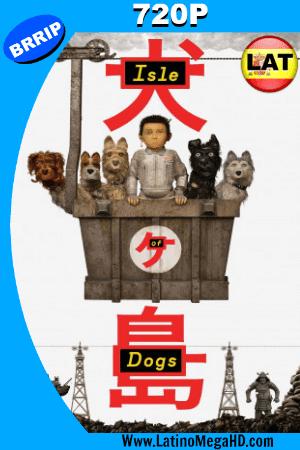 Isla de perros (2018) Latino HD 720p ()