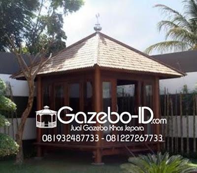 Gazebo Rumah Ibadah