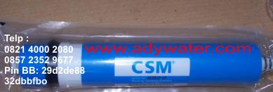 Jual Membran RO CSM - Filtech ( Telp : 085723529677 )