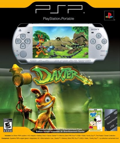 Daxter PSP Review