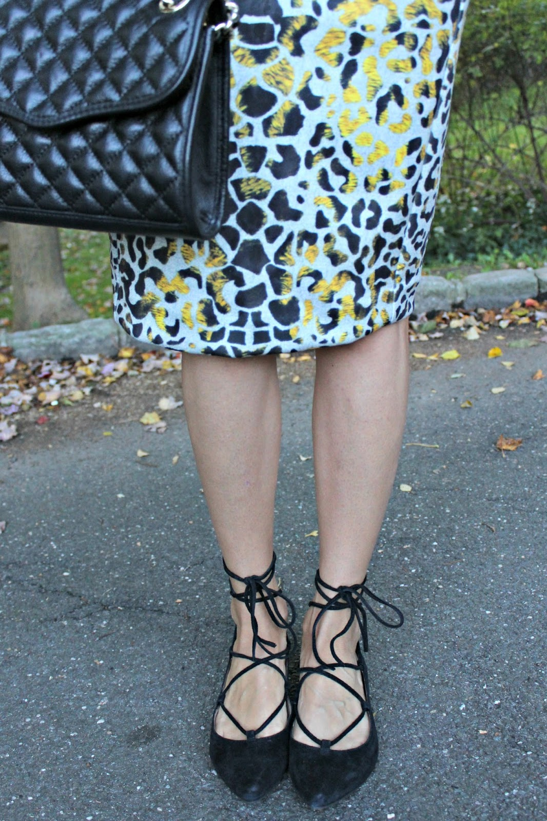 steve madden lace up flats