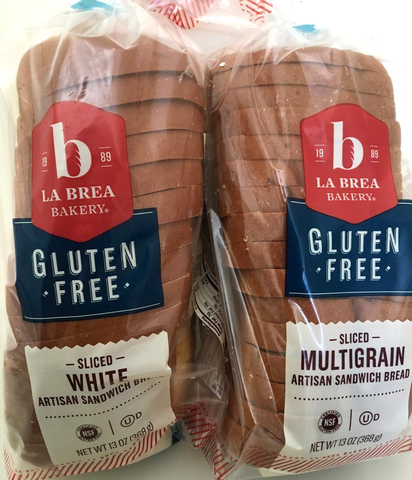The Gluten DairyFree Review Blog La Brea Bakery GlutenFree