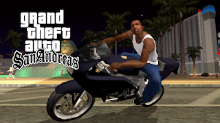 Grand Theft Auto: San Andreas - GTA SA 1.08 - Download Android (APK+OBB)