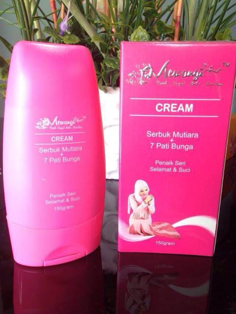 Mewangi Cream