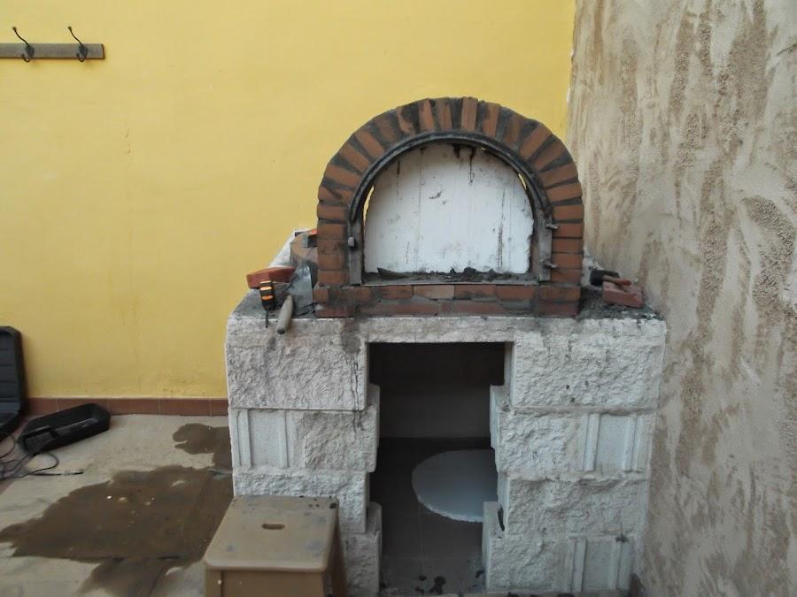 horno de obra