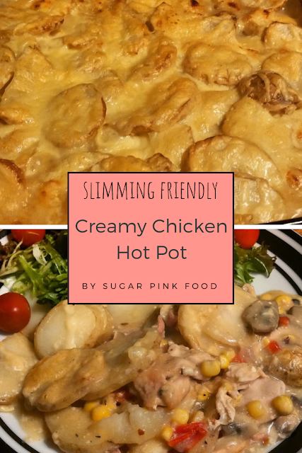 Creamy Chicken Hot Pot Recipe