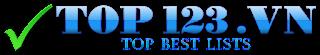 Top123.vn - Top 10 danh sách lựa chọn, top cách làm hay tốt nhất