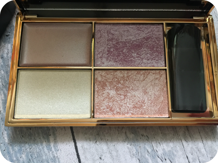 sleek highlighting palette solstice shades
