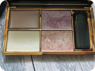sleek highlighting palette solstice shades