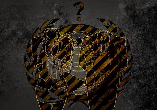 Tổng Hợp Những Logo Hacker Anonymous Đẹp