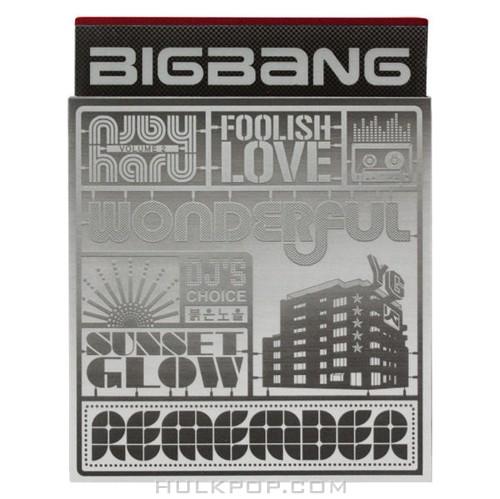 BIGBANG – REMEMBER (FLAC + ITUNES PLUS AAC M4A)