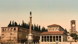La Basilica di San Lorenzo fuori le Mura - Visita guidata Roma
