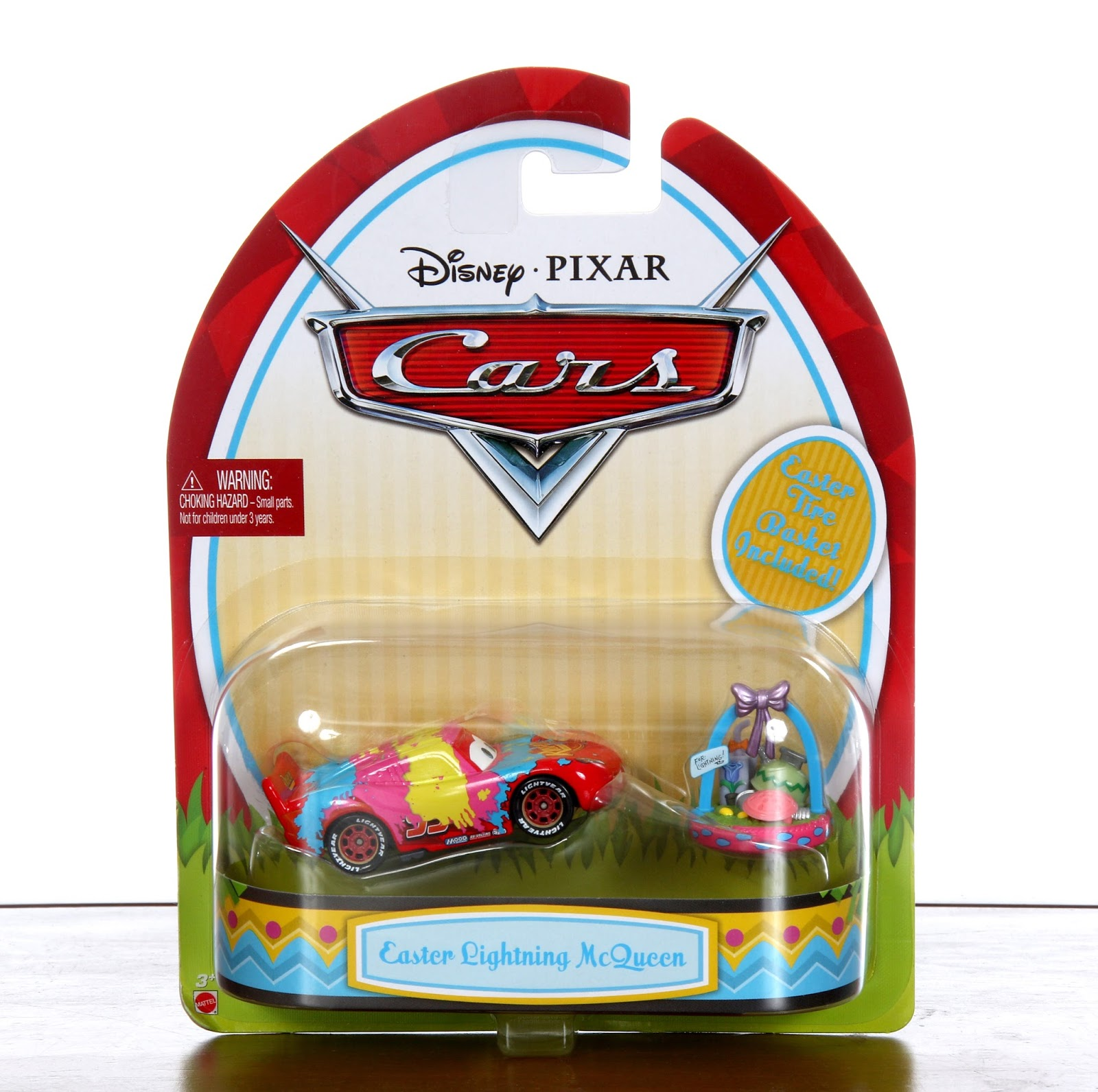 cars mater and the easter buggy mcqueen diecast