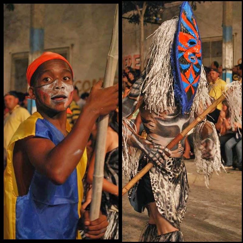 Carnaval. Desfile de Llamadas,C.E.A. 2010.