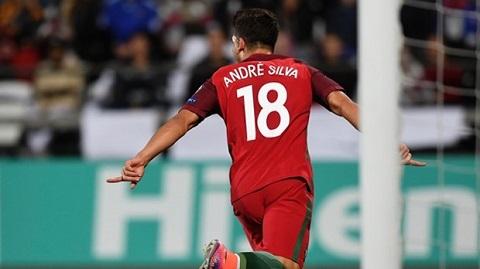 Andre Silva vừa được chuyển nhượng sang Milan từ Porto với mức phí lên tới 38 triệu Euro.