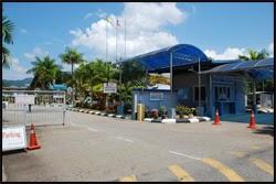 Kolej Matrikulasi Negeri Sembilan Asrama Balai Pengawal