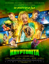 Kryptonita (2015) [Latino]