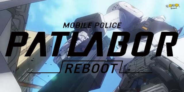 sinopsis Mobile Police Patlabor Reboot (2016)