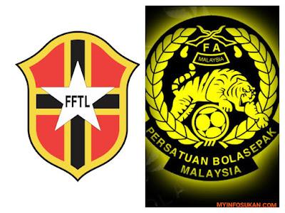 Live Streaming Timor Leste vs Malaysia Kelayakan Kejohanan AFC U-19 2018