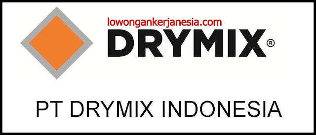 lowongankerjanesia pt drymix indonesia