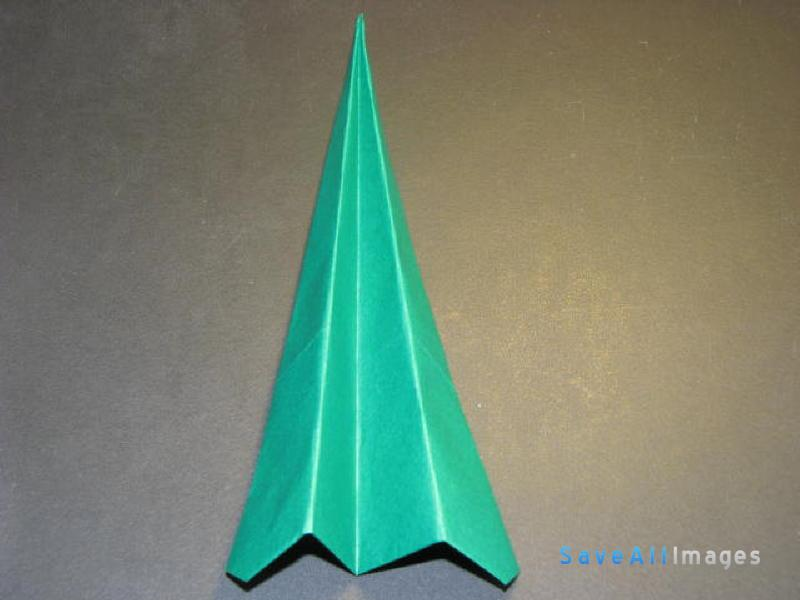 3d Origami Diagram Animals 1985 Corvette Fuel Pump Wiring Christmas Tree Instructions   Paper Guide