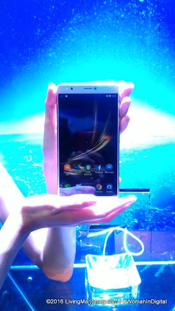 ASUS ZenFone 3 Ultra size