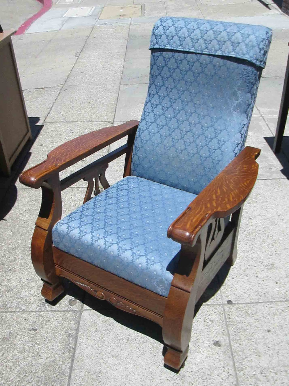 morris chairs for sale wood chair accessories uhuru furniture and collectibles sold antique