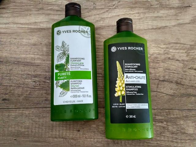 Yves Rocher šampóny