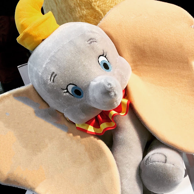 #picturingdisney #dumbo #steiff #tfny2019