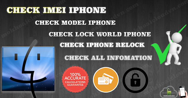 Dịch vụ Check IMEI iPhone