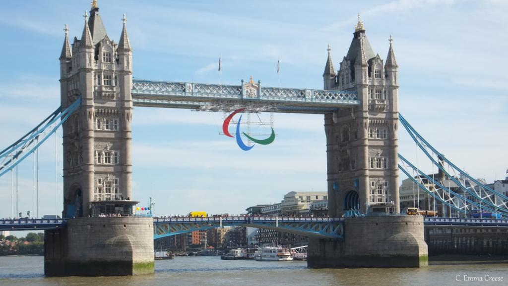 London Living: Paralympic Blues